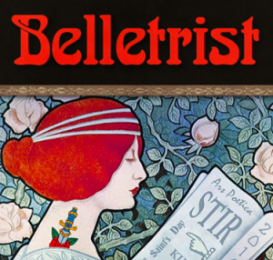 Belletrist Literary Magazine cover