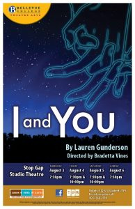 "Theatre Performanc ""I and You"""