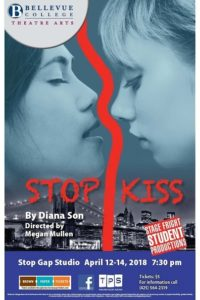 Theatre Performance Stop Kiss