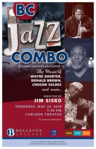 Jim Sisko - Jazz Band performance