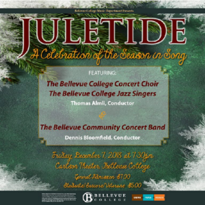 A Celebration of the Seasons in Song....Juletide