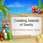 Site icon for Creating Islands of Sanity:  A&H Division News